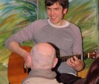 April 20th, 2013. John McIntyre in concert at Cúil na Sméar